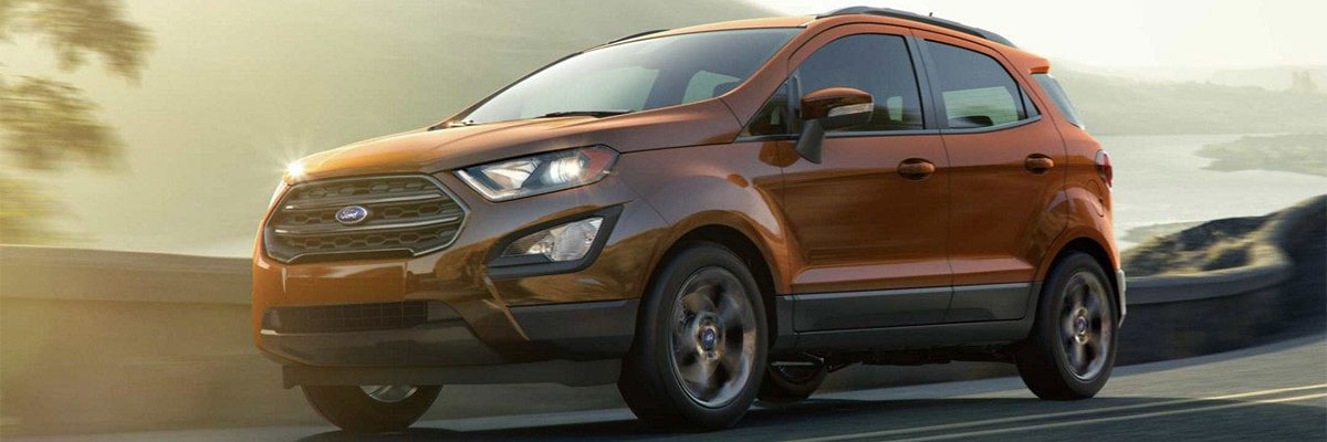 Used Ford EcoSport Buying Guide